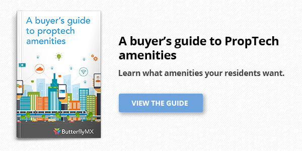 A Buyer's Guide to PropTech Amenities