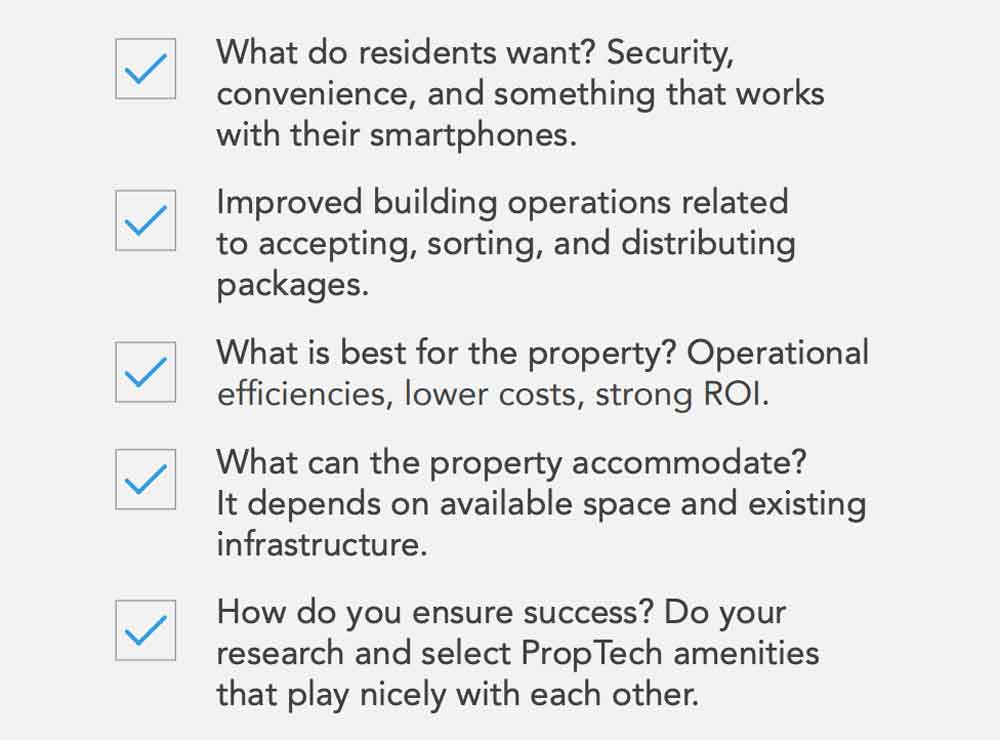 PropTech for Residential Buildings