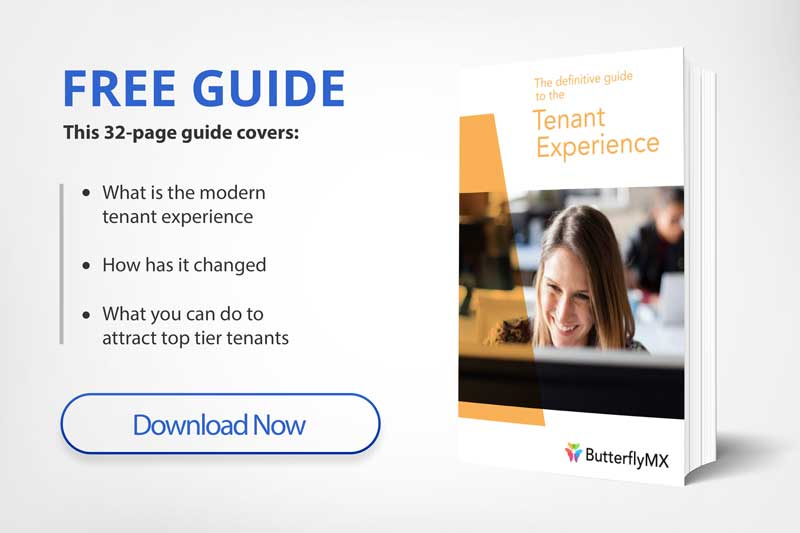 The definitive guide to the Tenant Experience