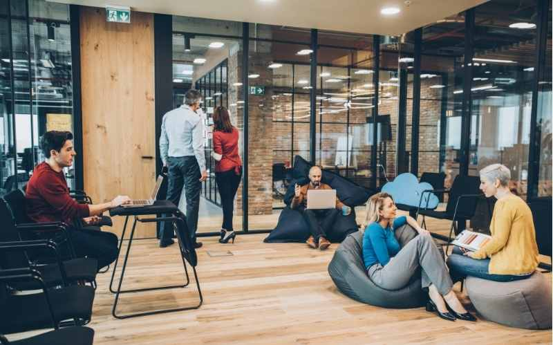 tenant experience coworking space