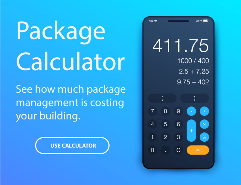 Package Management calculator