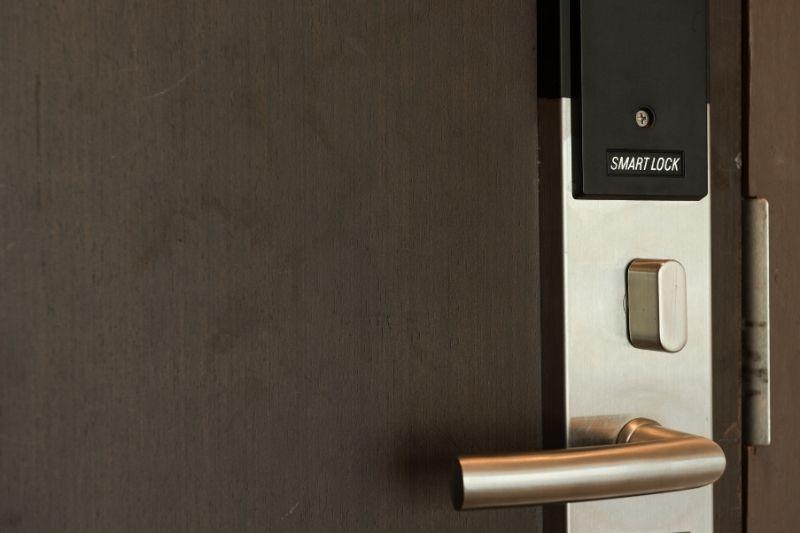 smart lock apartment doro