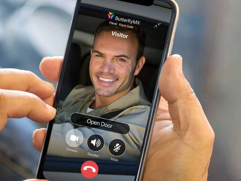 smartphone intercom