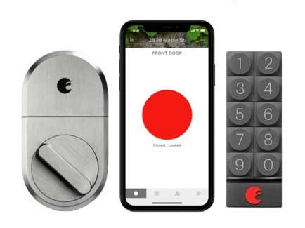 Smart Lock and Smart KeyPad
