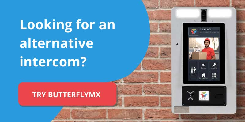 ButterflyMX Video Intercom System