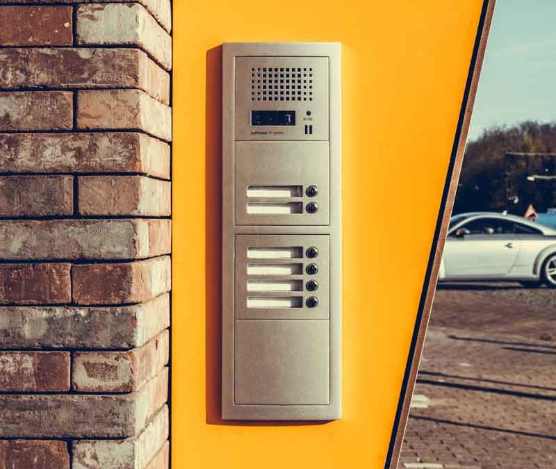 The History of the Apartment Intercom System