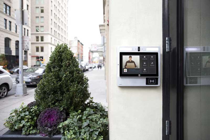 ButterflyMX smart apartment intercom system