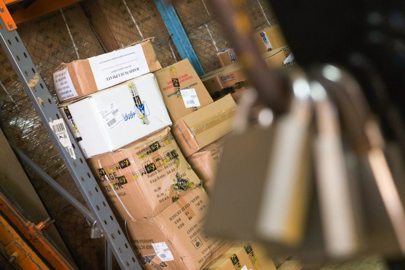 How to set up your package room