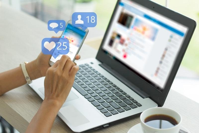 social media shopping affects multifamily package management