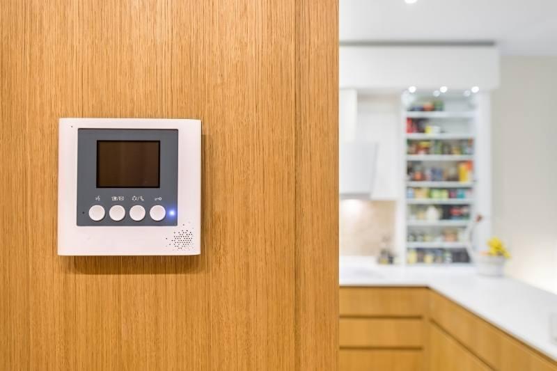apartment buzzer indoor hardware