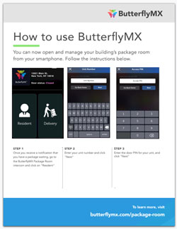 ButterflyMX Property Management Guide