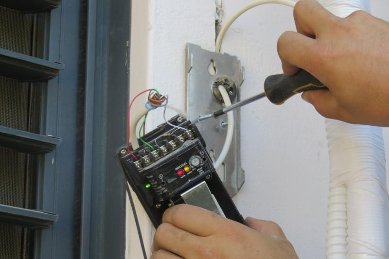 installing video intercoms for condos