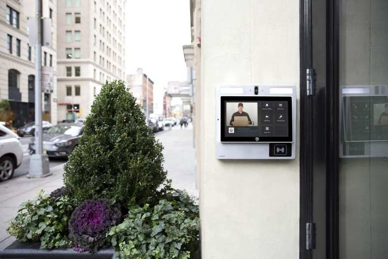 video intercoms for condos or small apartment buildings