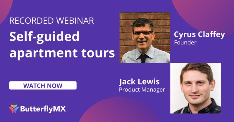 Register for the self-guided tours webinar on January 28th