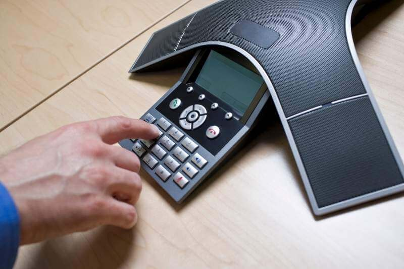office intercom system for internal communication