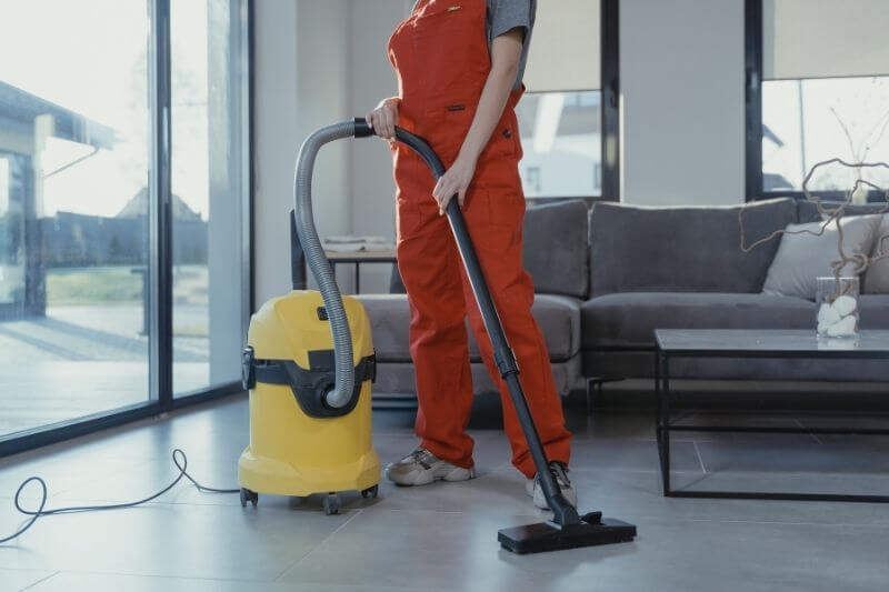 on-demand services apartment cleaning services