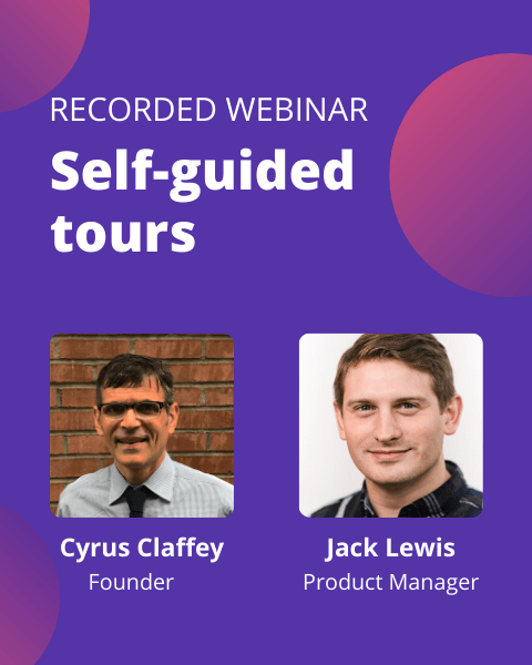 Fill out the form to the right to register for the self-guided tours webinar on January 28th