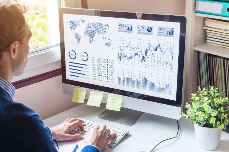 assess social media metrics