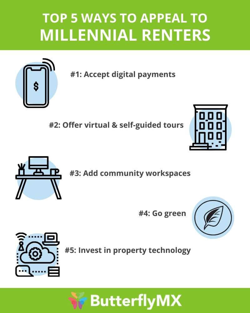 top 5 ways to appeal to millennials