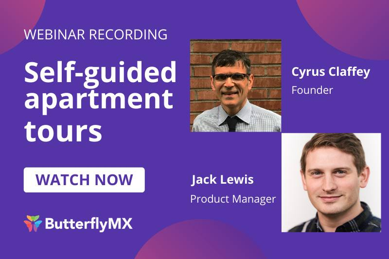 Watch the self-guided tours webinar recording
