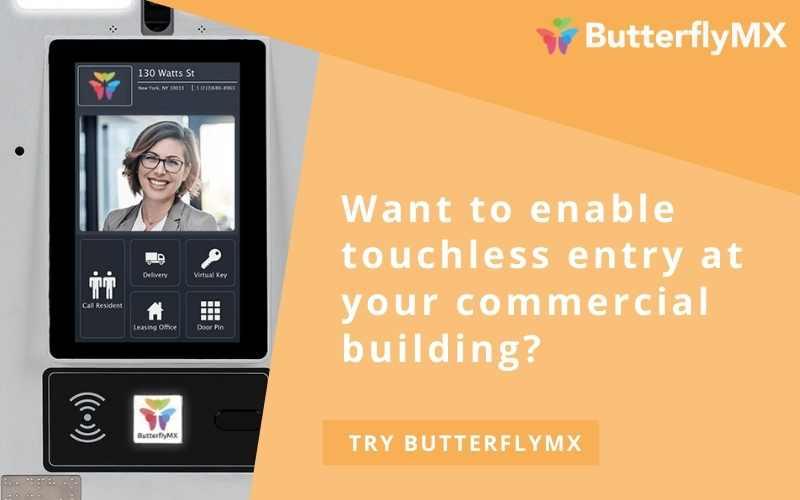 ButterflyMX-commercial-intercom-try-it