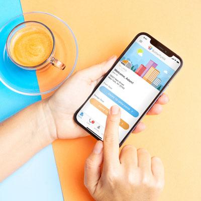 ButterflyMX Mobile App