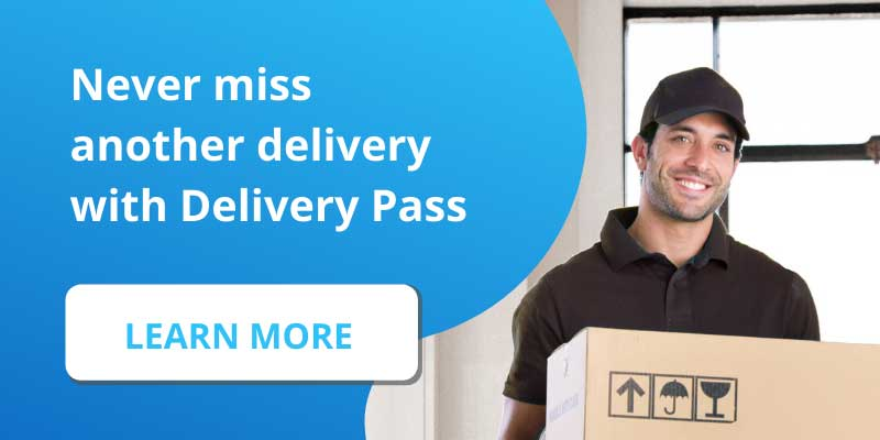 ButterflyMX Delivery Pass