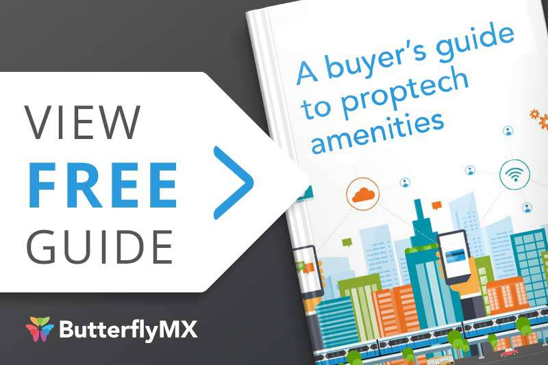 buyer's guide to proptech amenities