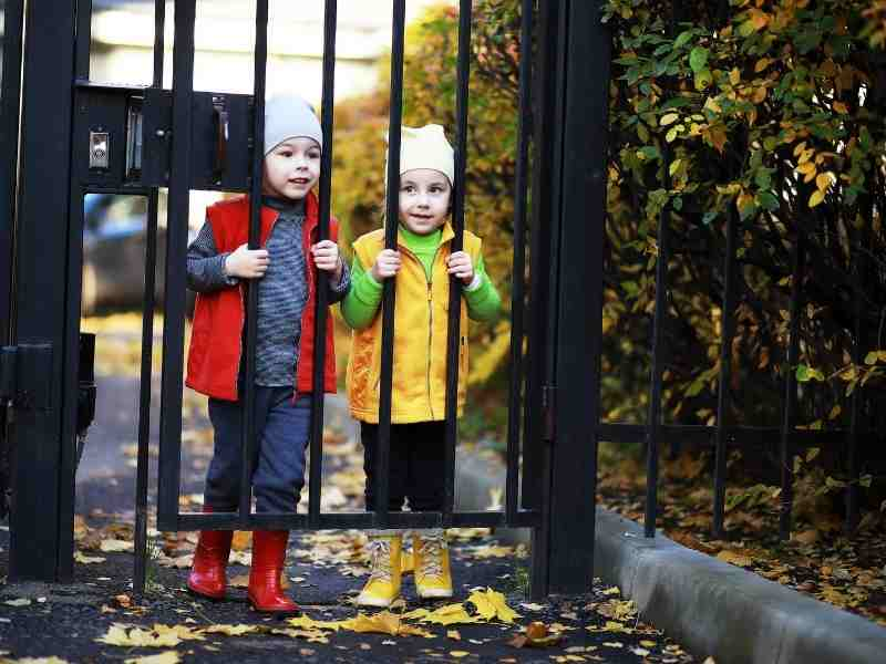 gated-community-access-control-children-safety
