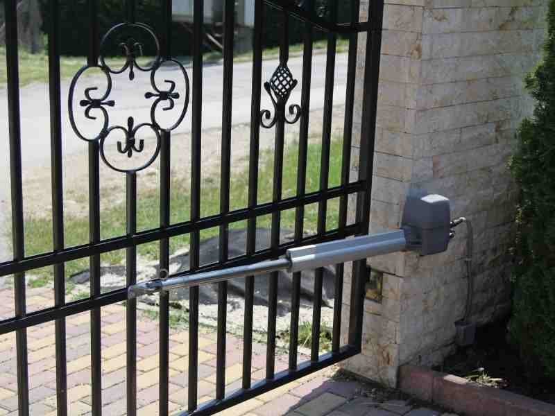 gated community access control opener