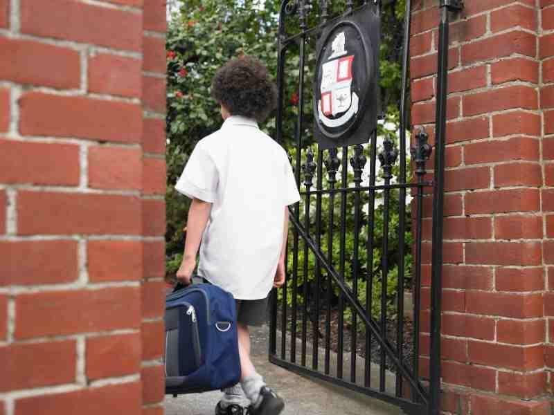 gated community access control schools