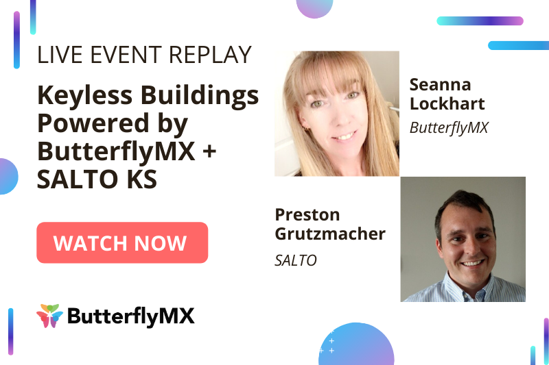 Watch the replay of our live event with SALTO KS