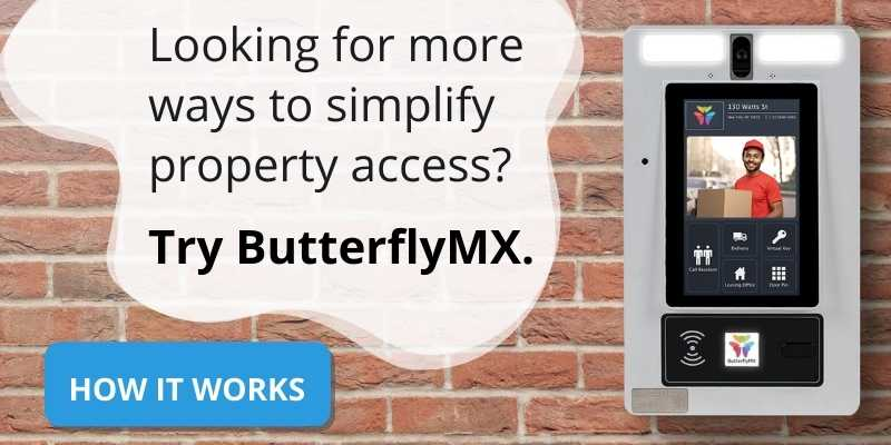 simplify property access with butterflymx