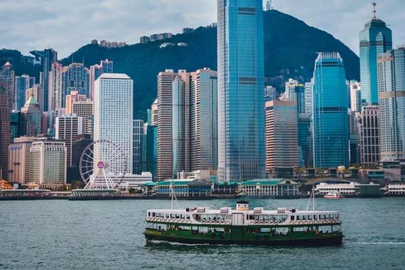 smart city hong kong
