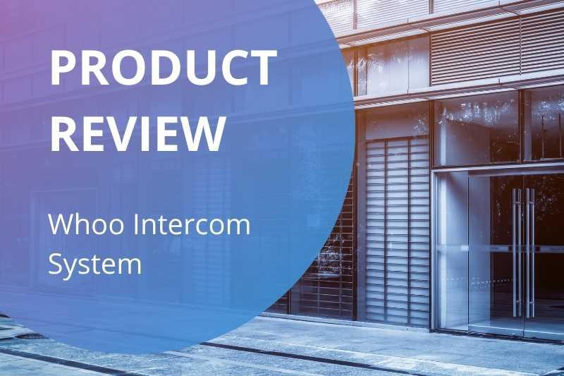 whoo intercom review