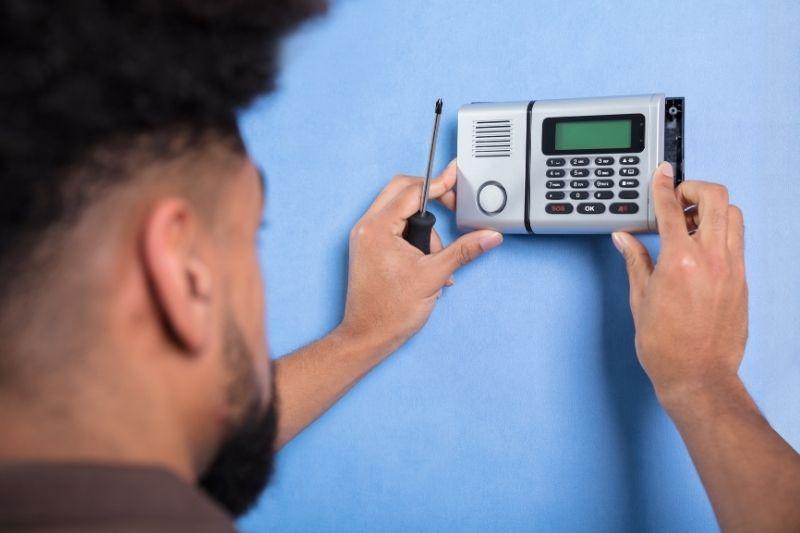 access control installer
