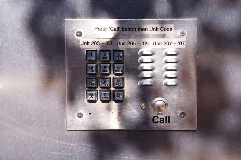 intercom repair nyc