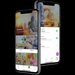 Iotas mobile app