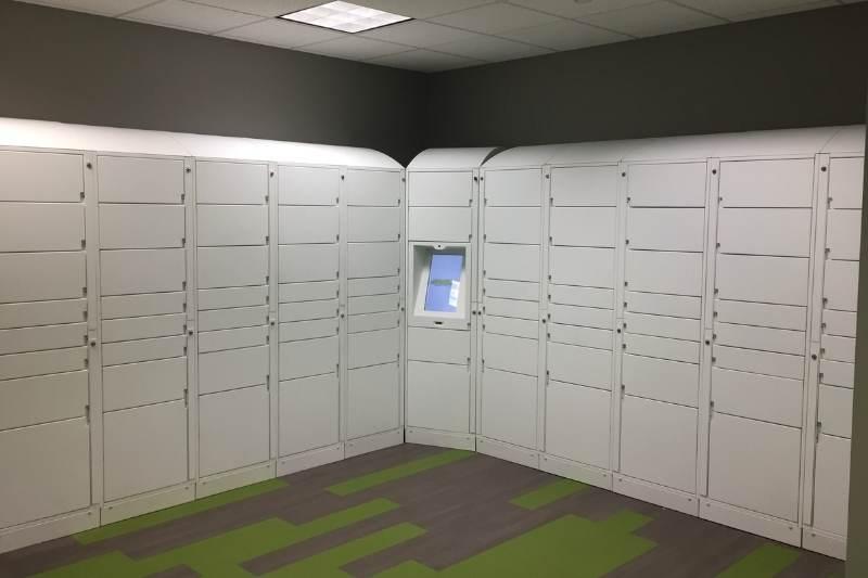 american locker package locker