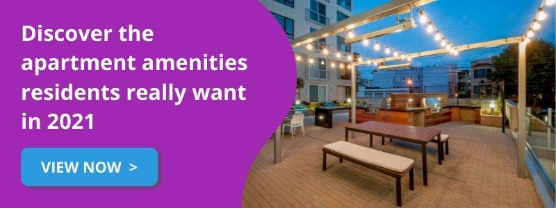 apartment amenities cta