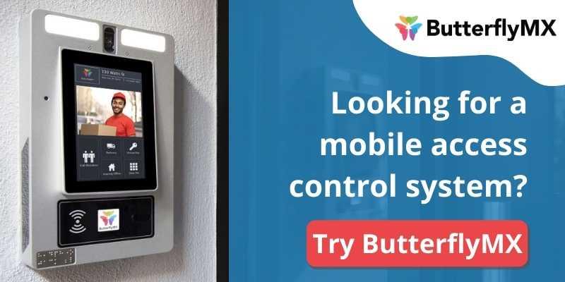 mobile access control cta