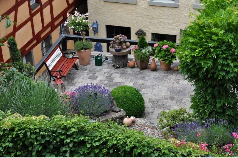 community garden outdoor amenity