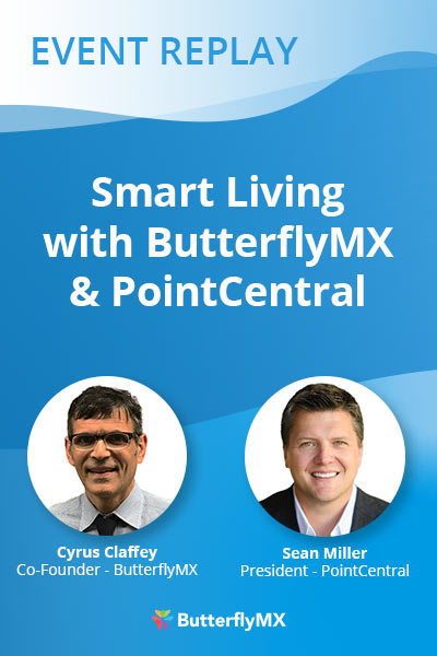 Watch the replay of the Smart Living Live Event