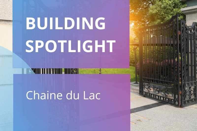 Chaine du Lac is a gated community in Florida.