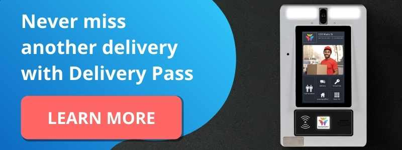 delivery pass press release