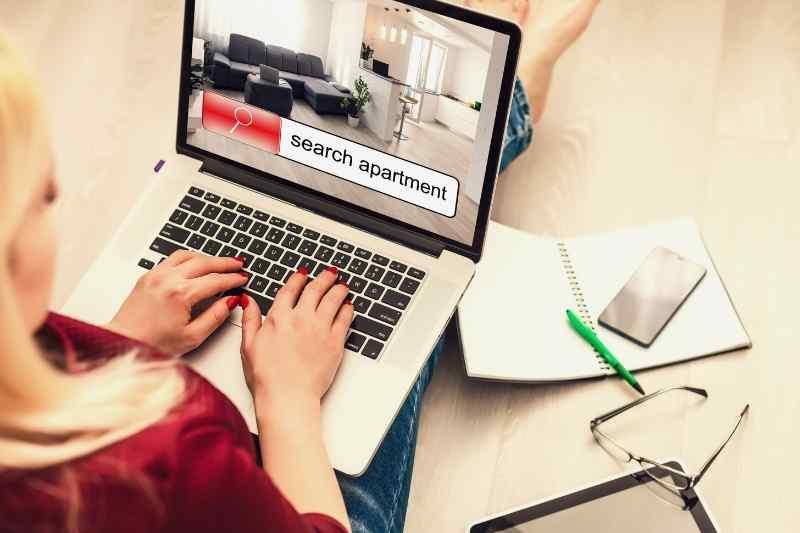 apartment rental listing sites