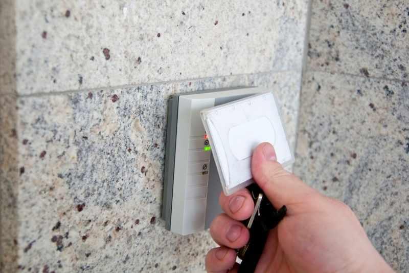 commercial fob access control