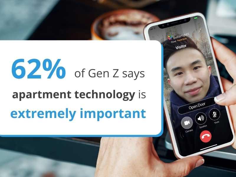 gen z apartment technology