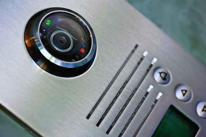 ip access control with camara
