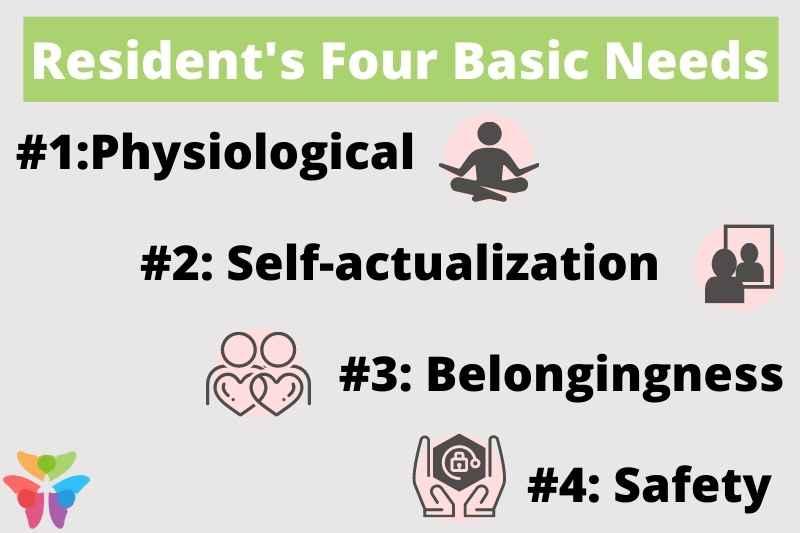 resident basic needs